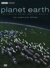 PLANET EARTH : THE COMPLETE SERIES 5-DVD SET - BBC VIDEO