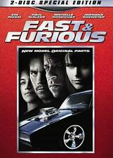 Fast & Furious   (DVD, 2009,2-Disc Special Edition; )