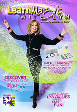 Learn Magic with Lyn 2007 by Starlight Video DVD