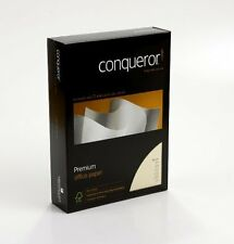 Conqueror 100Gsm Oyster A4 Wove Paper 100 or 50 Sheets