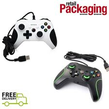 New Wired Game PAD Controller For Microsoft Xbox One Slim / PC U.S Free Shipping