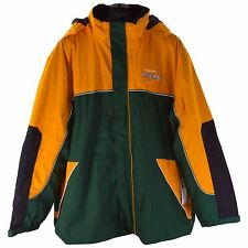 Men's Green Bay Packer 4-in-1 Hooded Parka Jacket