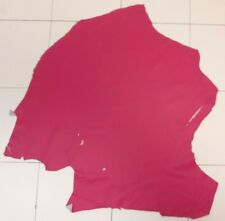 COWHIDE GENUINE LEATHER HIDE PINK PEARL 2 OZ. BEAUTIFUL HIDE