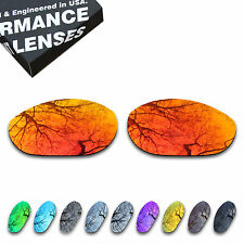 T.A.N Polarized Lenses Replacement for-Oakley Monster Dog Sunglasses