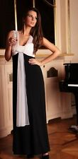 Long Party Evening Ladies Womens Wedding Bridesmaid Prom Maxi Dress Size 8 - 22