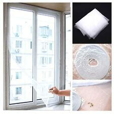 Window Insect Screen Mesh Net Bug Fly Moth Mosquito Netting Protection New UK