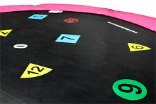14ft Printed Trampoline Mat (96 Spring) - 2 Year Warranty - Free Delivery