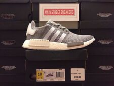 HOT! Adidas NMD R1 Runner Glitch Camo Grey/White Sizes 8-13 BB2886 w/Receipt*