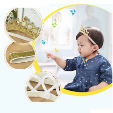1X Kid Girls Baby Hair Accessories Princess Tiaras Crowns Costume Party Fad CMCA