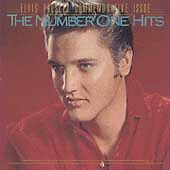 ELVIS PRESLEY COMMEMORATIVE ISSUE:THE NUMBER ONE HITS by ELVIS PRESLEY, CD - NEW