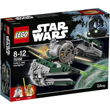 ON-HAND! LEGO Star Wars Yoda's Jedi Starfighter (75168), New Sealed