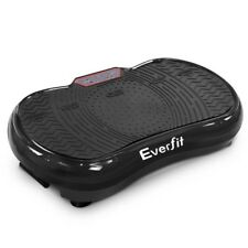 Everfit 1000W Vibrating Exercise Fitness Plate - Anti Slip Surface