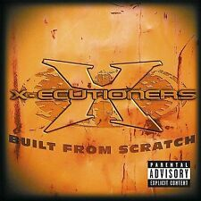 Built From Scratch [Bonus Tracks] [PA] by The X-ecutioners CD, Feb-2002