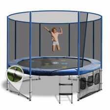 10ft Round Summit Trampoline - Blue - Free Delivery