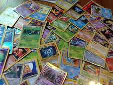 Pokemon Card Lot of 20 cards ALL IN PLAYED CONDITION (5) RARES/HOLOS! RANDOM