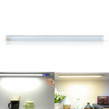 LED Touch Motion Sensor USB Night Light For Cabinet Kitchen Closet Wardrobe Desk