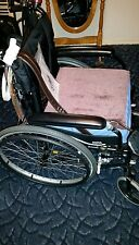 Wheelchair with motor control