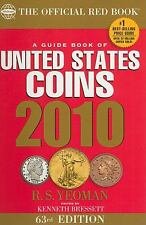 2010 Red Book of U.S. Coins Spiral by R.S. Yeoman and Kenneth Bressett (Paperbac