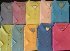 NEW MENS CUTTER & BUCK DRYTEC LUXE FACETED S/S POLO SHIRT, PICK SIZE & COLOR,$65