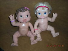 Baby Alive - Lot of 2 Baby Alive Dolls