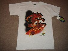 SPACE JAM WARNER BROTHERS VINTAGE 1996 SHIRT TUNE SQUAD BUGS BUNNY NEW w/TAGS XL