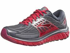 Brooks Glycerin 14 Womens Running Shoes Trainers Sport Gym Fitness - Grey