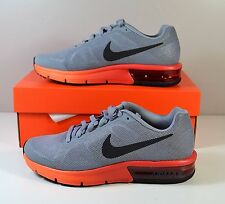 NIB BOYS YOUTH NIKE AIR MAX SEQUENT GS RUNNING SHOES SZ 1Y-6Y