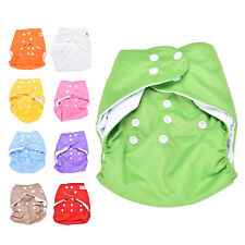 nuevo Sweet Alva Reusable Baby Washable Cloth Diaper Nappy +1INSERT pick color