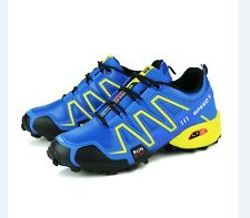 Men's Running Shoes Sneakers Outdoor Sport Athletic Trainer Speed Lace-up Runner