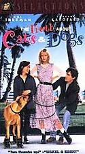 The Truth About Cats And Dogs VHS seale UMA THURMAN JANEANE GAROFALO BEN CHAPLI