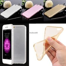 Silicone Soft Phone Cover Protective Housing for iPhone 6/6plus C5