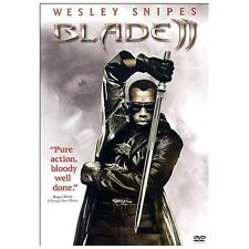 Blade 2  DVD Wesley Snipes, Kris Kristofferson, Ron Perlman, new sealed #