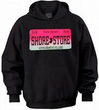 AUTHENTIC JERSEY SHORE  LICENSE PLATE HOODIE