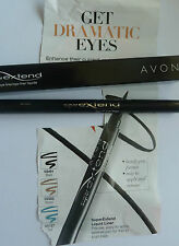 NEW AVON SUPER EXTEND LIQUID EYELINER ~ 6 COLOURS ~BRAND NEW ~ FREE POST