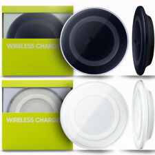 QI Wireless Charging Receiver Charger Gel Back Case For Samsung