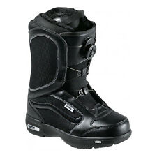 Vans Off The Wall Womens ENCORE Snowboard Boots - Black - RRP £174.99