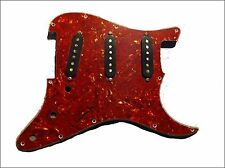 Loaded Stratocaster pickguard USA grade electronics + Alegree handwound pickups