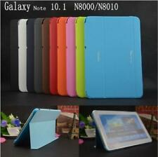 "Magnetic PU Leather Stand Cover Case For Samsung Galaxy Note 10.1"" N8000 N8010"