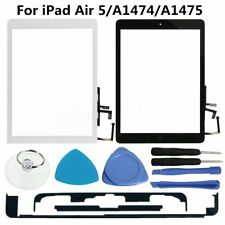 Touch Screen Digitizer Glass Lens For iPad Air 5/A1474/A1475 w/ Home Key & Tools