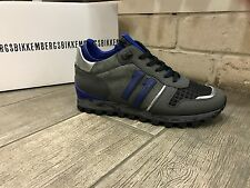 Dirk Bikkembergs Mens Shoes Fashion High Ankle Sneakers BKE108494 New In Box