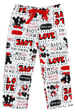"""Disney Juniors Mickey and Minnie Mouse """"I'm Yours"""" Pajama Pant"""