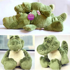 plush toy stuffed doll model NICI Crocodile alligator soft pillow cushion 1pc