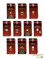 TEEKANNE Premium Selected Germany Tea Many Variations Black Tea, Green Tea Fruit