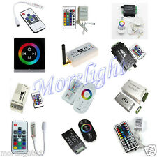 Music Controller Wireless RF Dimmer Control Touch Remote Flexible RGB LED 12/24V