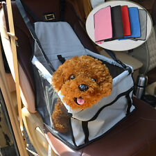 New Waterproof Car Front Pet Car Dog Seat Cover Cat Pet Protector Box Travel