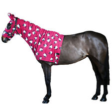 70% OFF !!! Snuggy Hoods Jams Fleece Stable Horse Hood - 10 Colours FAB DEAL