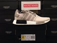 LOW PRICE!!  Adidas NMD R1 Runner Tan/Cream Sizes 8-13 S76848 with Receipt*
