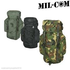 MILCOM AIRJET RUCKSACK 25 LTR DPM CAMO OLIVE GREEN BLACK BERGEN BAG BACKPACK