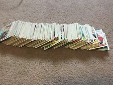 VINTAGE 1981 TOPPS FOOTBALL CARD LOT - 352 DIFFERENT -MANY STARS