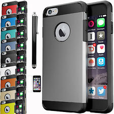 For Apple iPhone 6 S PLUS Hybrid Armor ShockProof Protective Hard Case Cover